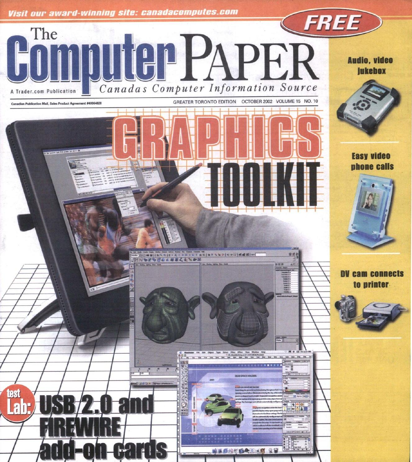 2002 10 The Computer Paper - Ontario Edition by The Computer