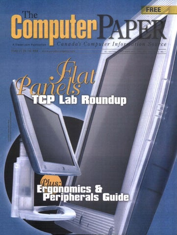2000 07 The Computer Paper - BC Edition by The Computer