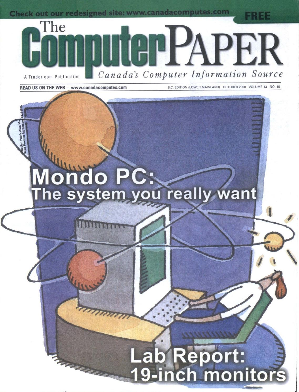2000 10 The Computer Paper Bc Edition By Issuu Which Code To Follow Install Trailer Wiring Harness 119179 On A