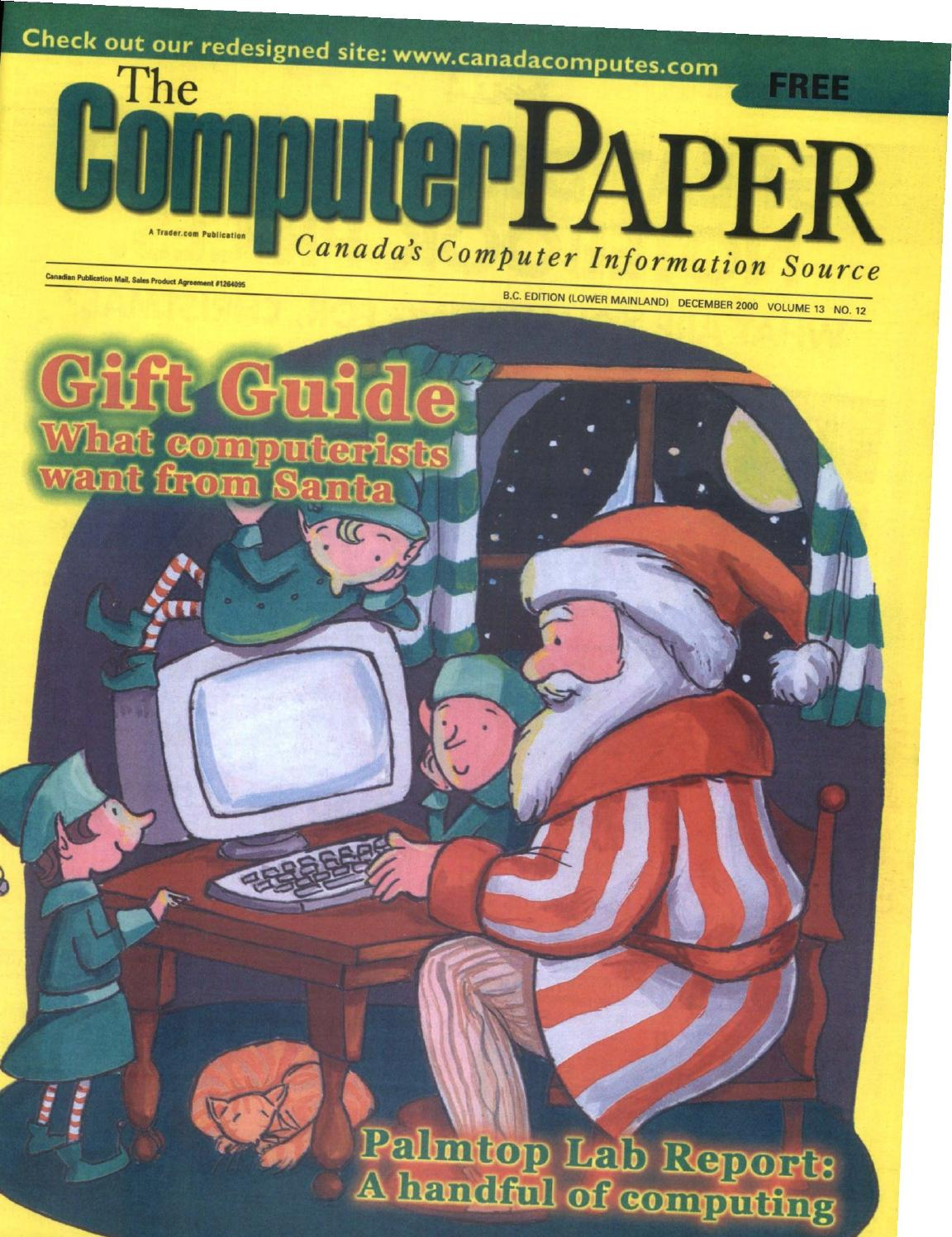 2000 12 The Computer Paper Bc Edition By The Computer Paper Issuu