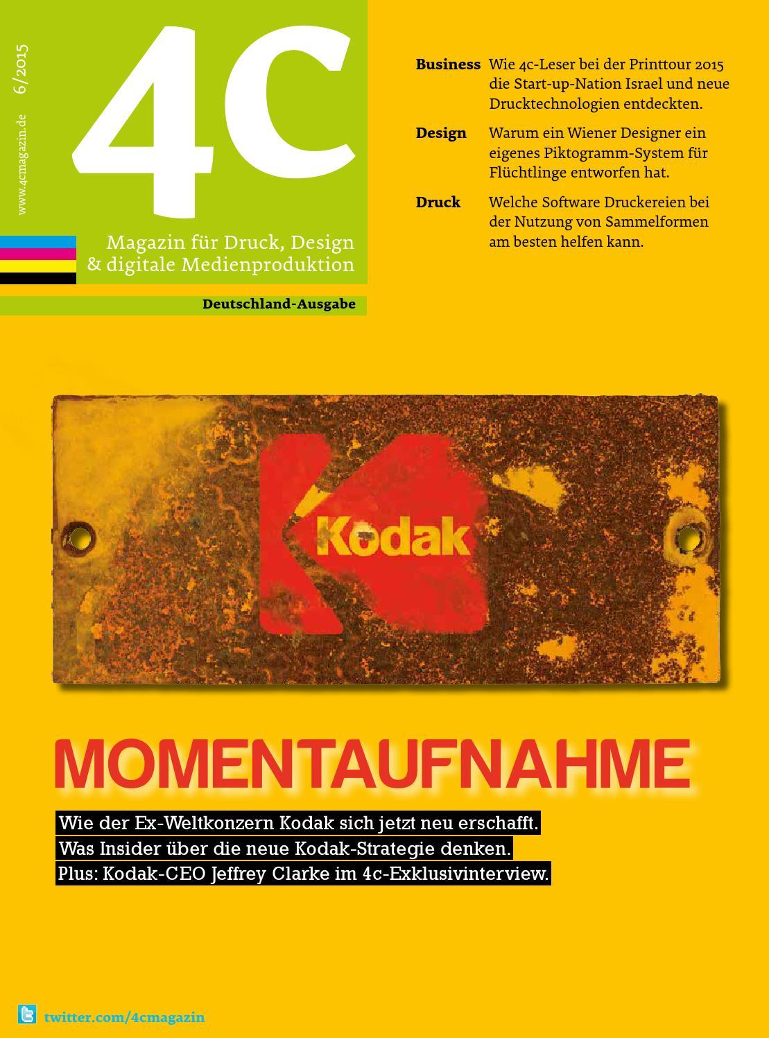 4c   Deutschland-Ausgabe 6/2015 by 4cmagazin - issuu