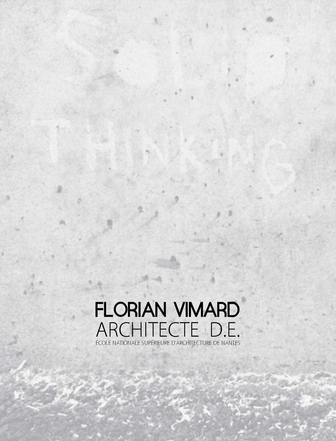 portfolio english version by florian vimard issuu. Black Bedroom Furniture Sets. Home Design Ideas