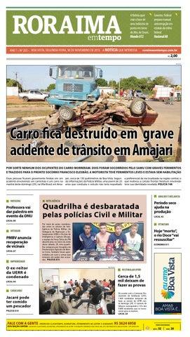 7f52581d670 Jornal roraima em tempo – edição 203 – período de visualização ...