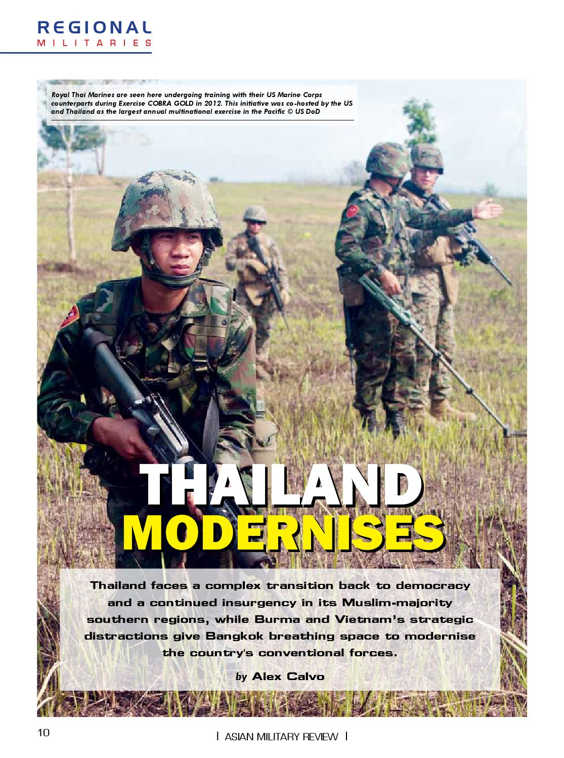Asian Military Review - Nov 2015 by Armada International