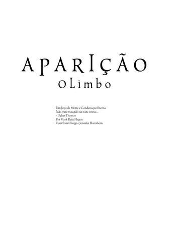 a7f8c210a02 Aparição o Limbo by Werban Freitas - issuu