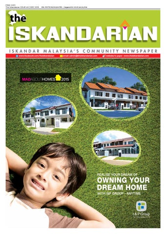 be6237096ae22 The Iskandarian December 2015 Issue by The Iskandarian-WAVES ...