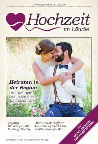Hochzeit Im Landle 2015 2016 By Gea Publishing Und Media Services