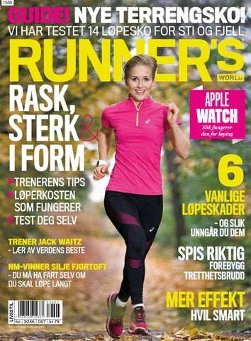 4770d8a6 Runners world 715 by Runner's World Norge - issuu
