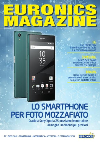 01 28 - Euronics Magazine by euronics italia spa - issuu 0850535bdfe5