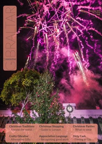1d44f5d9d385b The Gibraltar Magazine - December 2015 by Rock Publishing Ltd - issuu