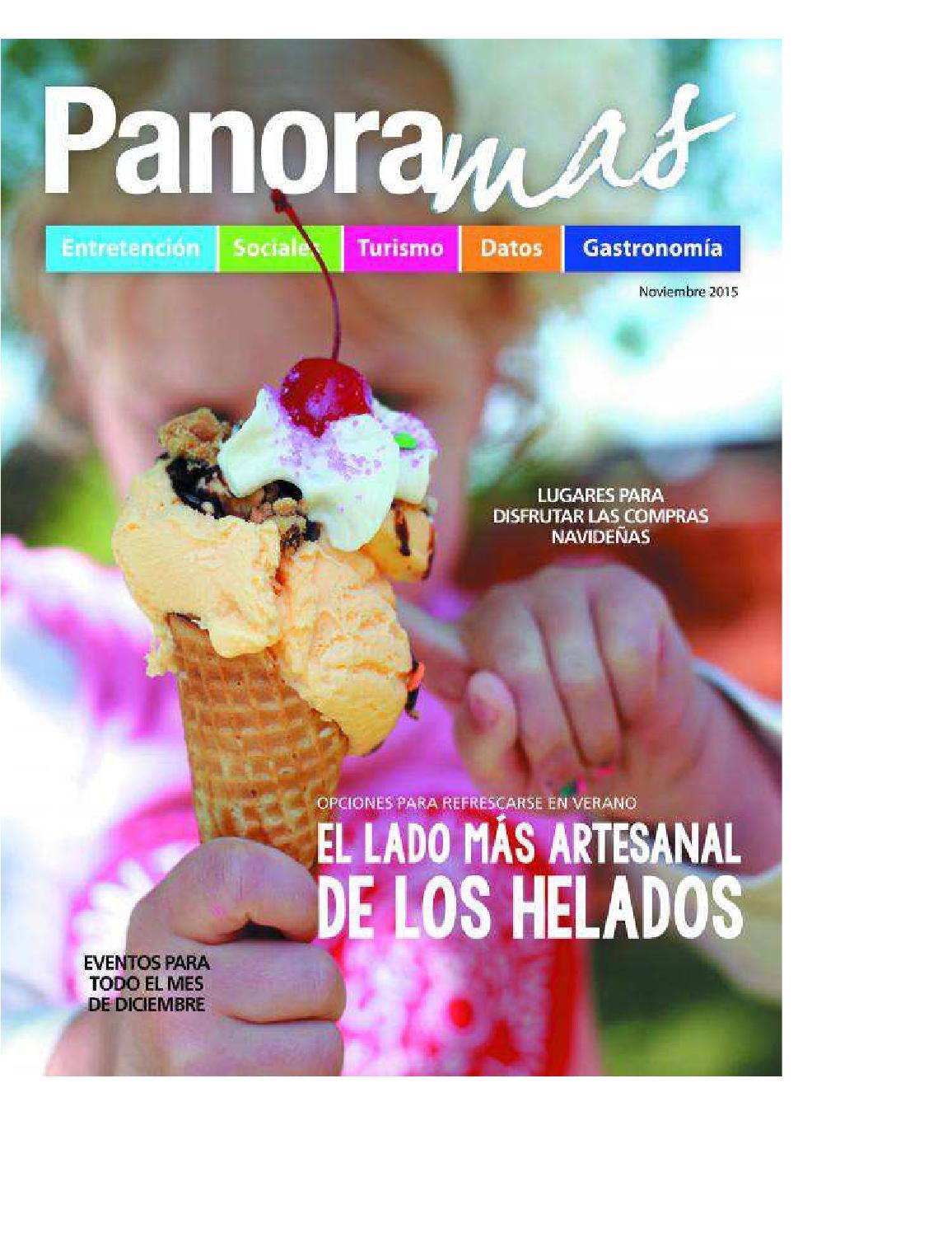 Panoramas Diciembre by Especiales El Austral - issuu