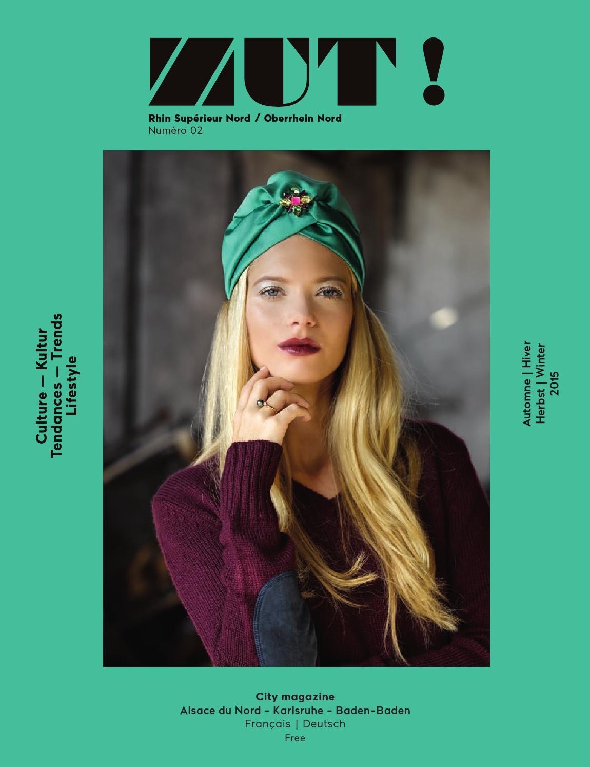 Zut02 oberrhein nord by Zut Magazine issuu