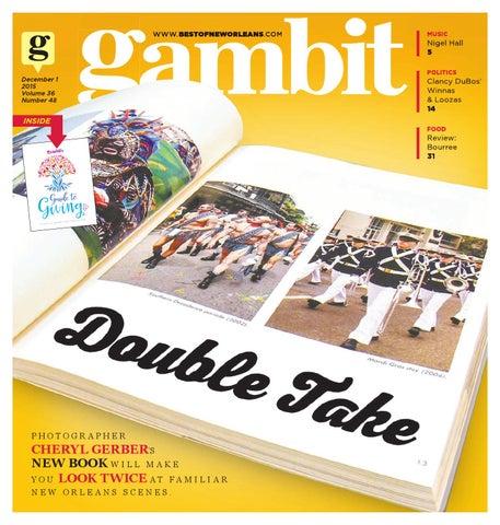 885df974116e7 Gambit New Orleans December 1