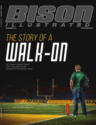 1be1043d0399e8 Bison Illustrated December 2015 by Spotlight Media - issuu