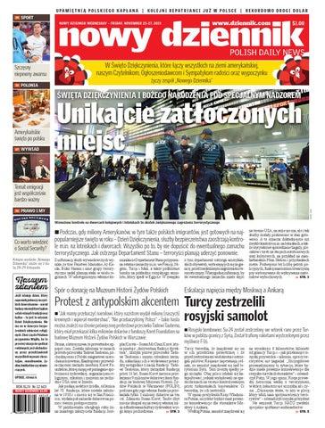 5b294b40539e6 Nowy Dziennik 2015/11/25 by Nowy Dziennik - issuu