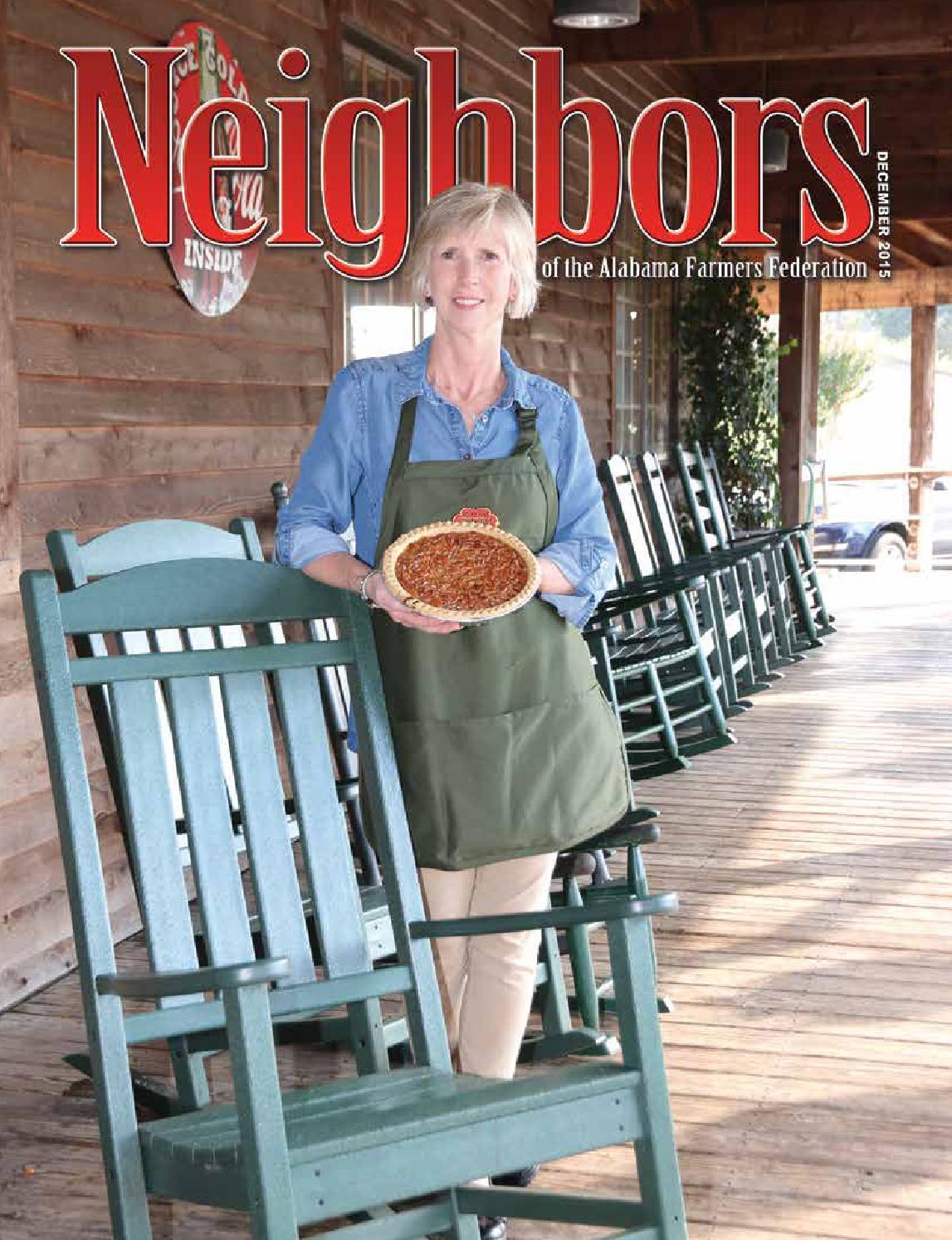 Neighbors Magazine  December 2015 by Alabama Farmers Federation   issuu. Neighbors Magazine  December 2015 by Alabama Farmers Federation