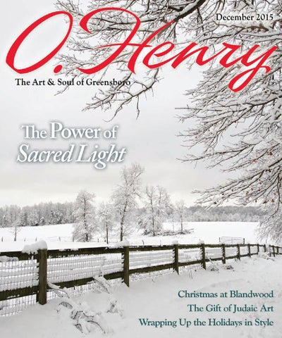 O.Henry December 2015 by O.Henry magazine - issuu 09edcd478c6