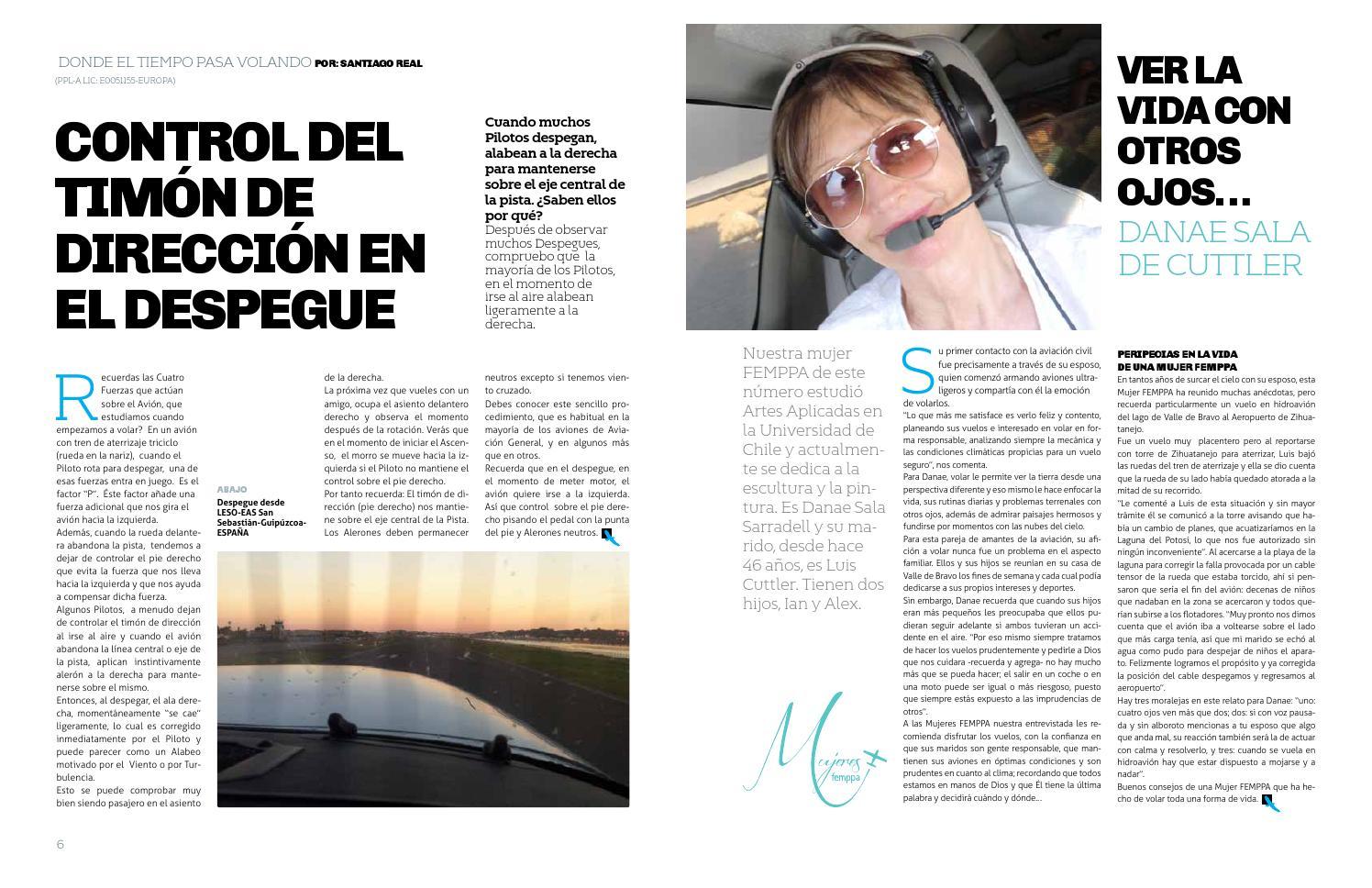 Revista35 by Federacion Mexicana de Pilotos y Propietarios