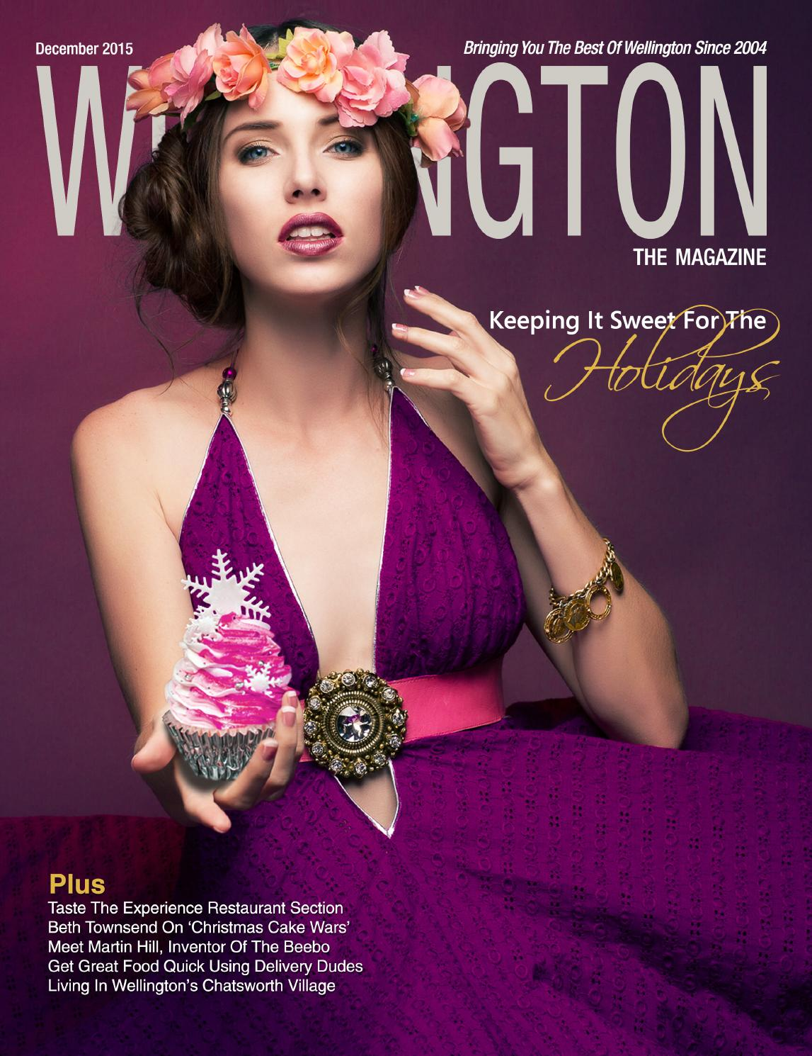 Wellington The Magazine December 2015 By Llc Lucky Baby Paci Kliper Pacifier Holder Lion Lb 3383 Issuu