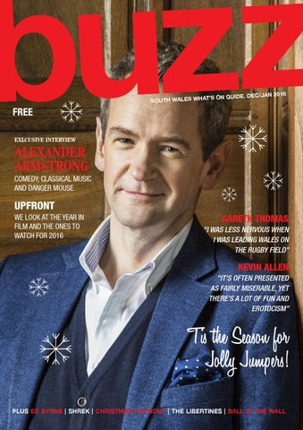 Buzz December January Double Issue By Buzz Magazine Issuu