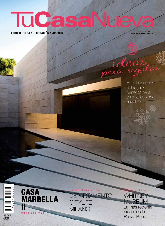 Tu Casa Nueva. Diciembre 2015. by Editorial Ferrato - issuu