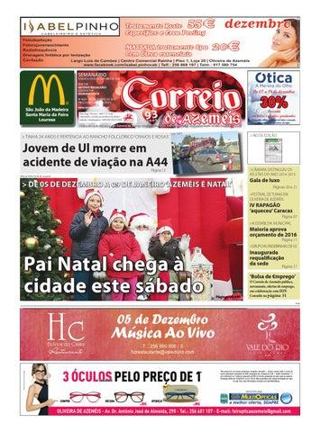 1 12 2015 by Correio de Azeméis - issuu 99e62462fa9e9