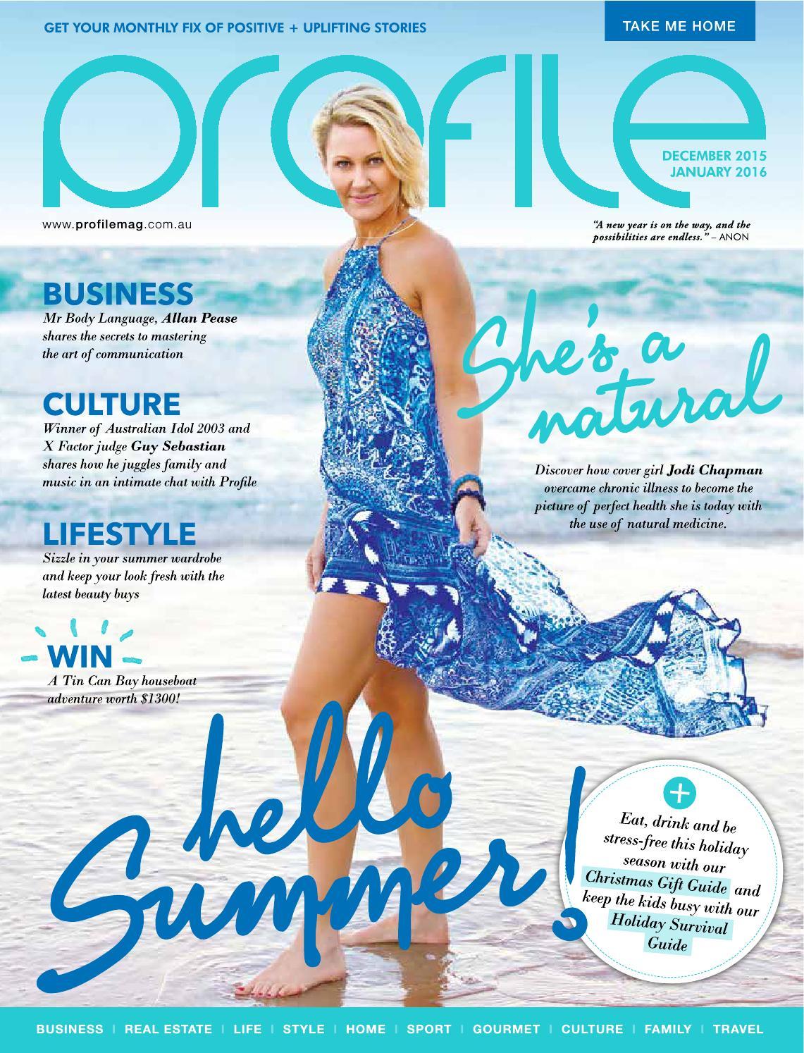 fde61a25d0f65 December 2015 - January 2016 Profile Magazine by Profile Magazine - issuu