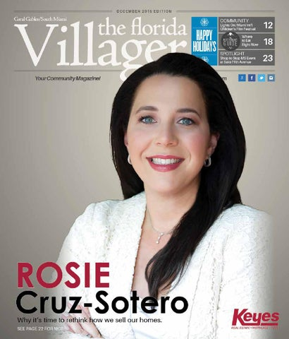 e8787a3e3 The Florida Villager    December 2015 Edition    Coral Gables South Miami