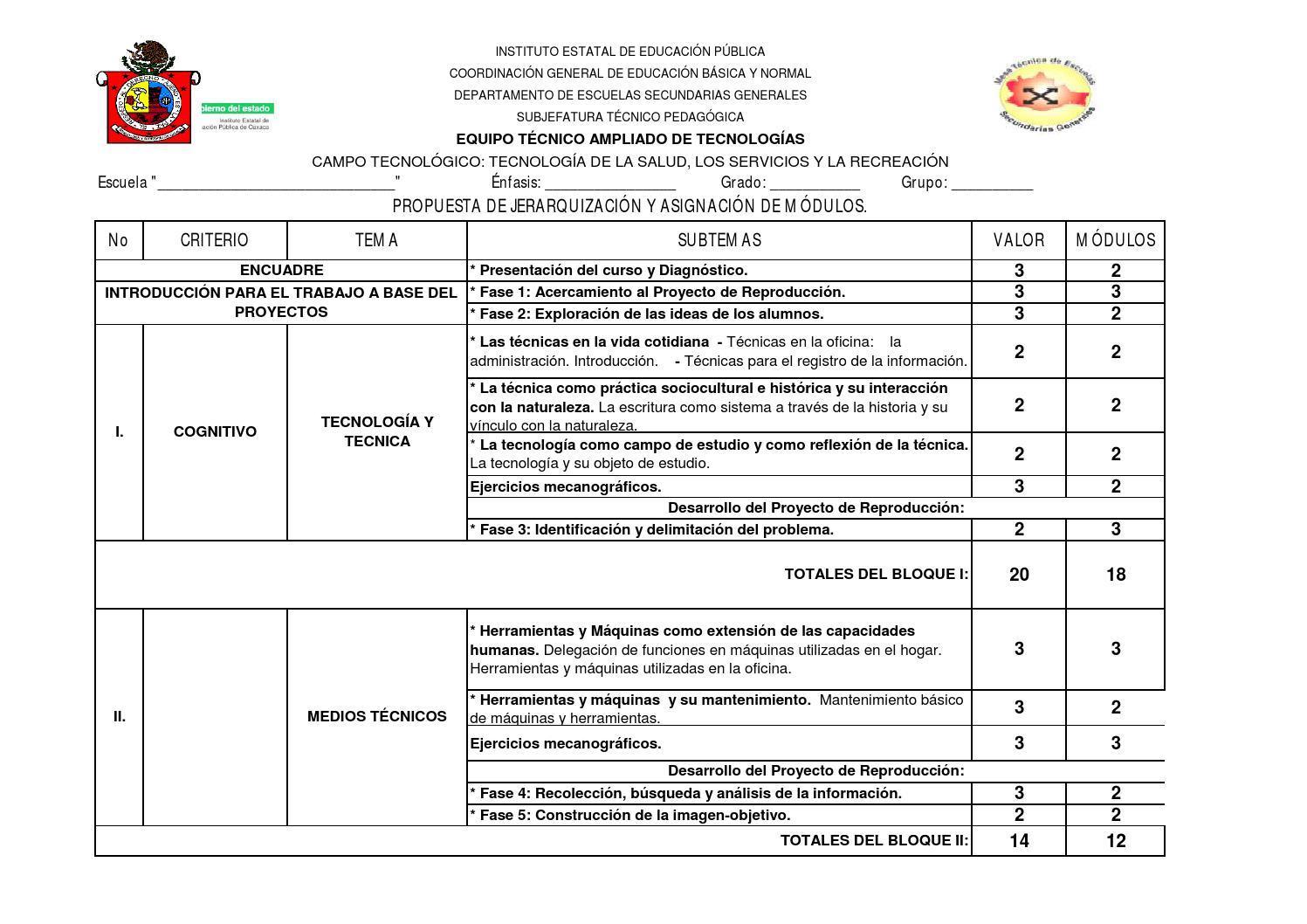 44414486 dosificacion1 ofimatica 1er grado by América García de ...