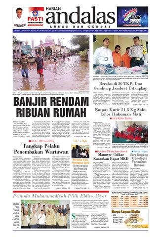 Epaper andalas edisi selasa 1 desember 2015 by media andalas - issuu e9f24ad476