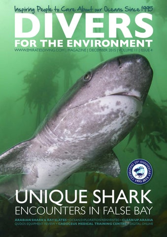 Divers For The Environment December 2015 by Divers for the