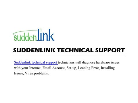 Suddenlink Technical Support|Customer Service Number by Gmail ...