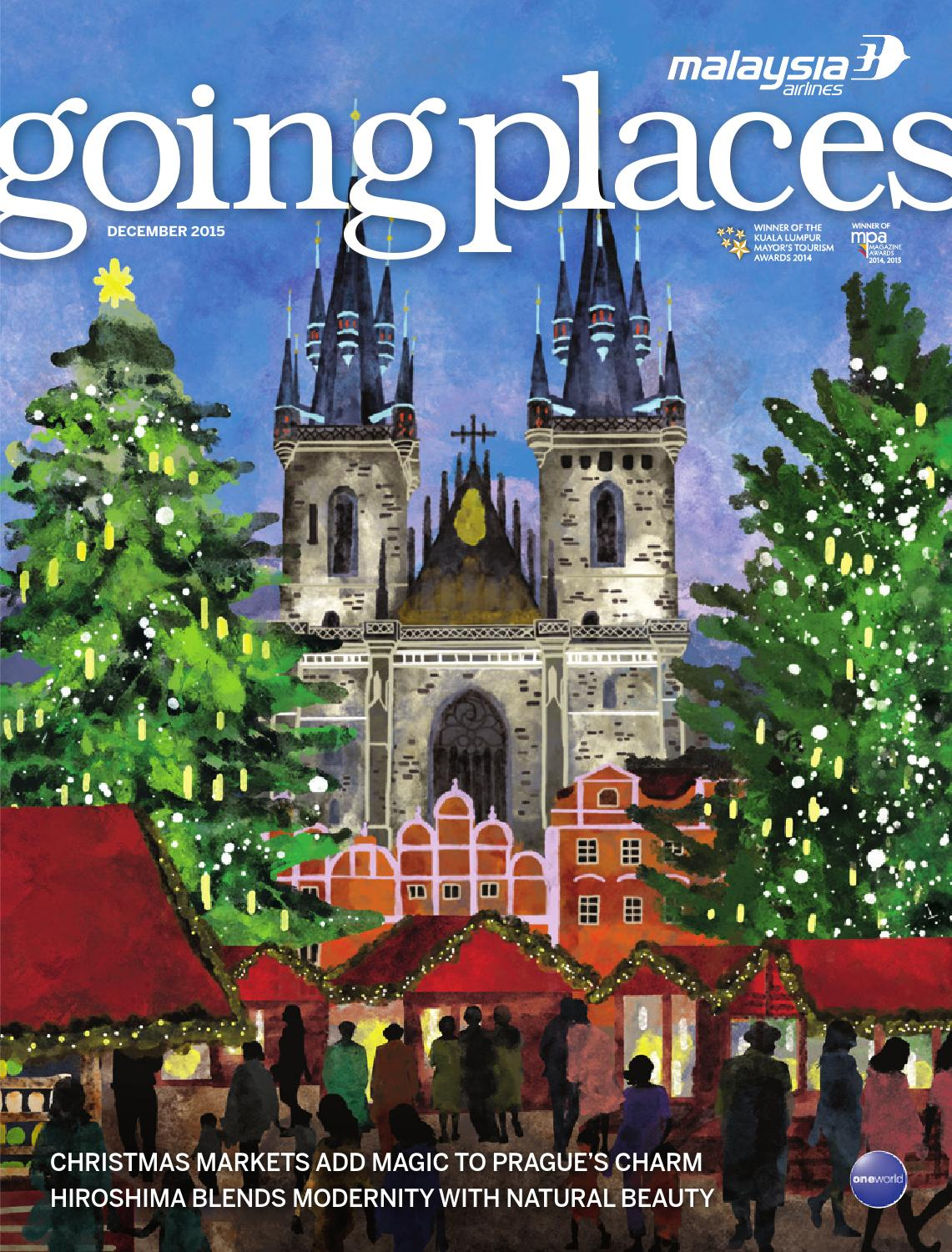 Going Places December 2015 By Spafax Issuu