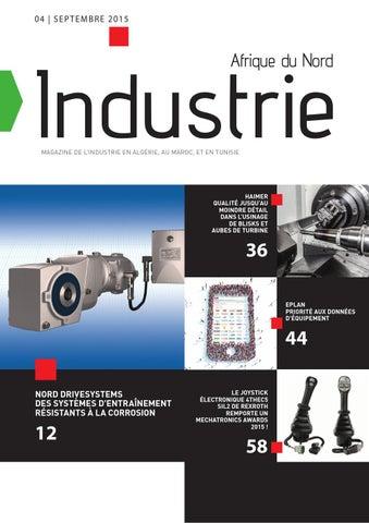 Industrie Afrique du Nord 04