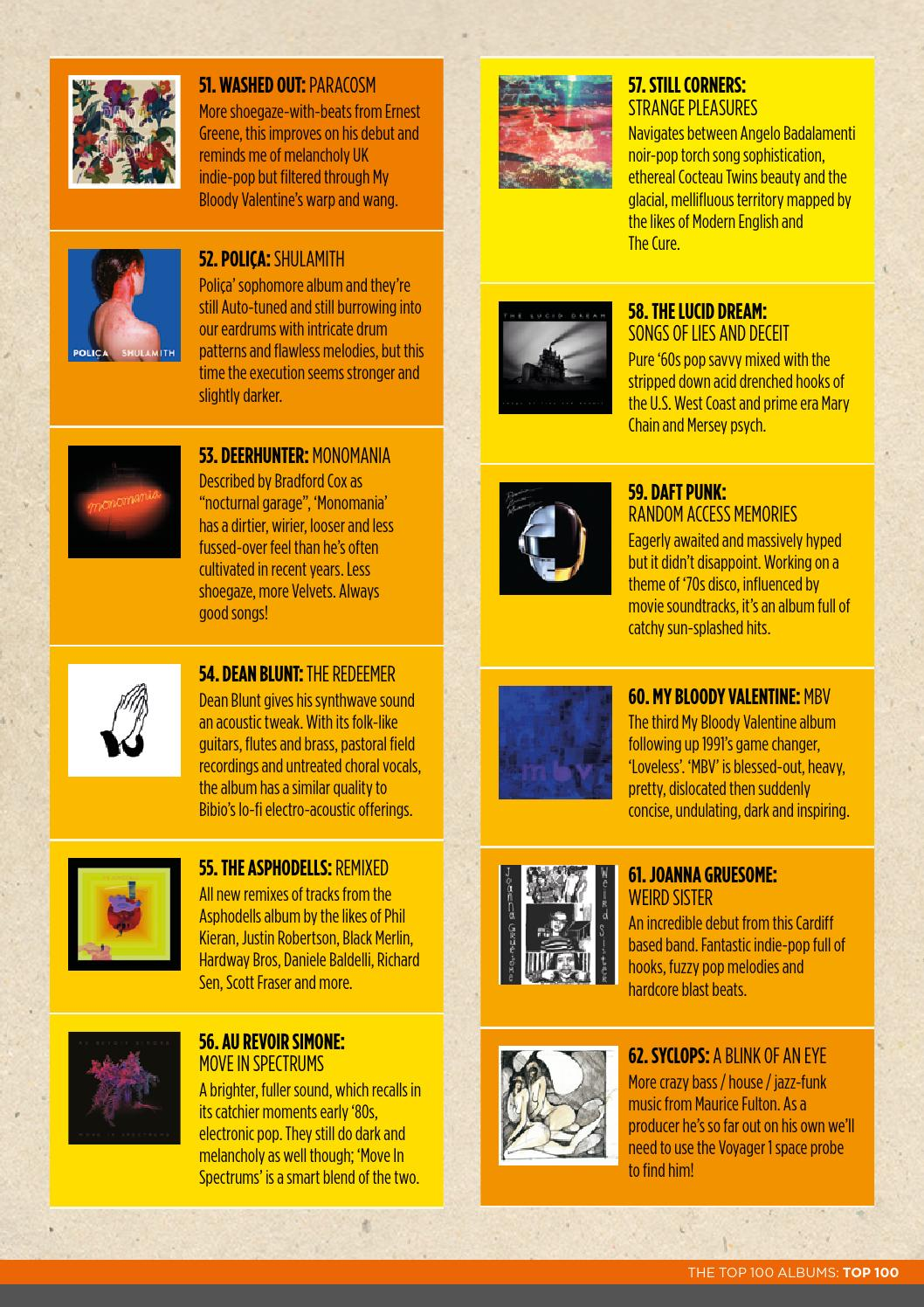 Piccadilly Records End Of Year Review 2013 by Piccadilly Records - issuu