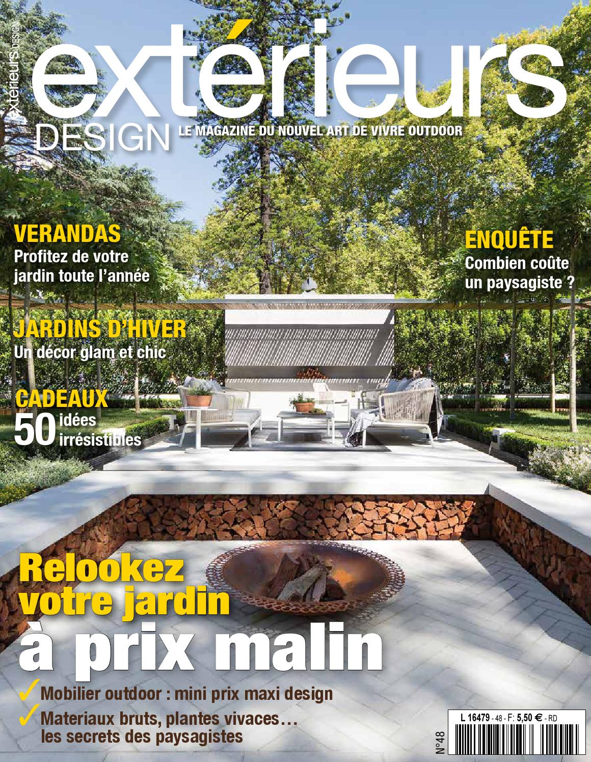 Exterieurs design 2015 by Planika Fires - issuu