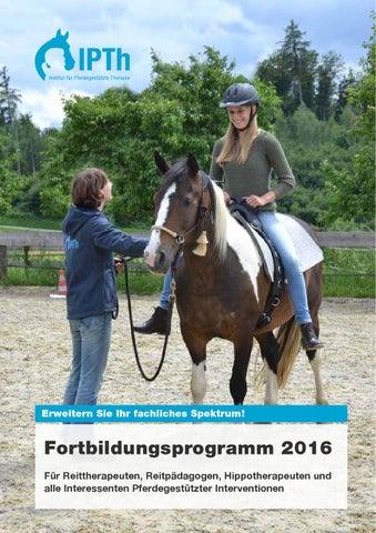 IPTh-Fortbildungsprogramm 2016 by IPTh - issuu