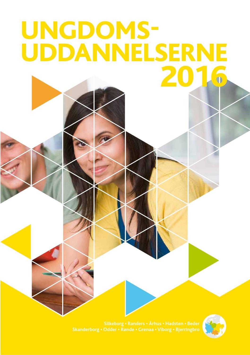 10ac743121c8 Aarhus - Ungdomsuddannelserne 2016 by Jesper Dudal - issuu
