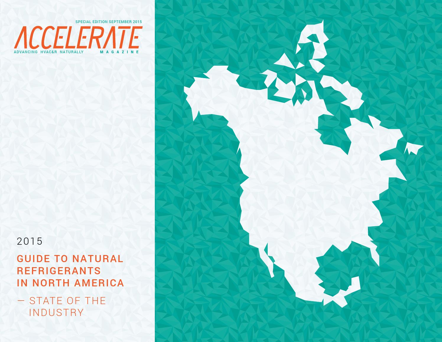 GUIDE to Natural Refrigerants in North America - State of