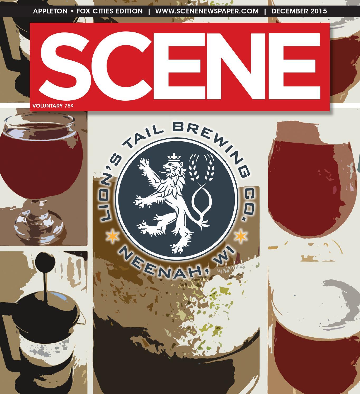 The Scene Newspaper - Fox Valley / Appleton December 2015 Edition by ...