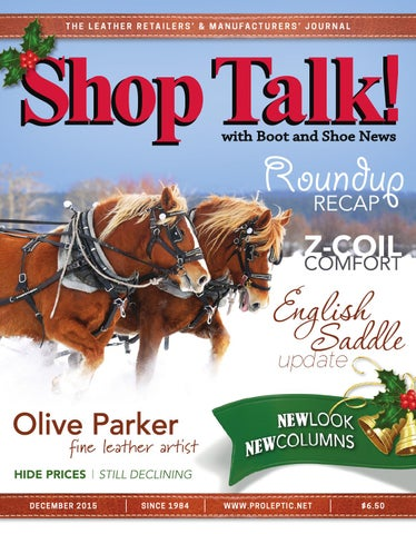 Shop Talk! December 2015 by ShopTalk! - issuu