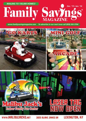 Family Savings Magazine Dec 15 Jan 16 By Becky Wimsatt