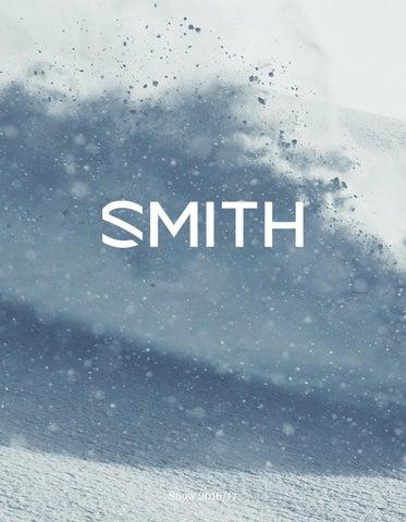 f2b2796ad6 Smith Snow Catalog 2017 by Smith - issuu