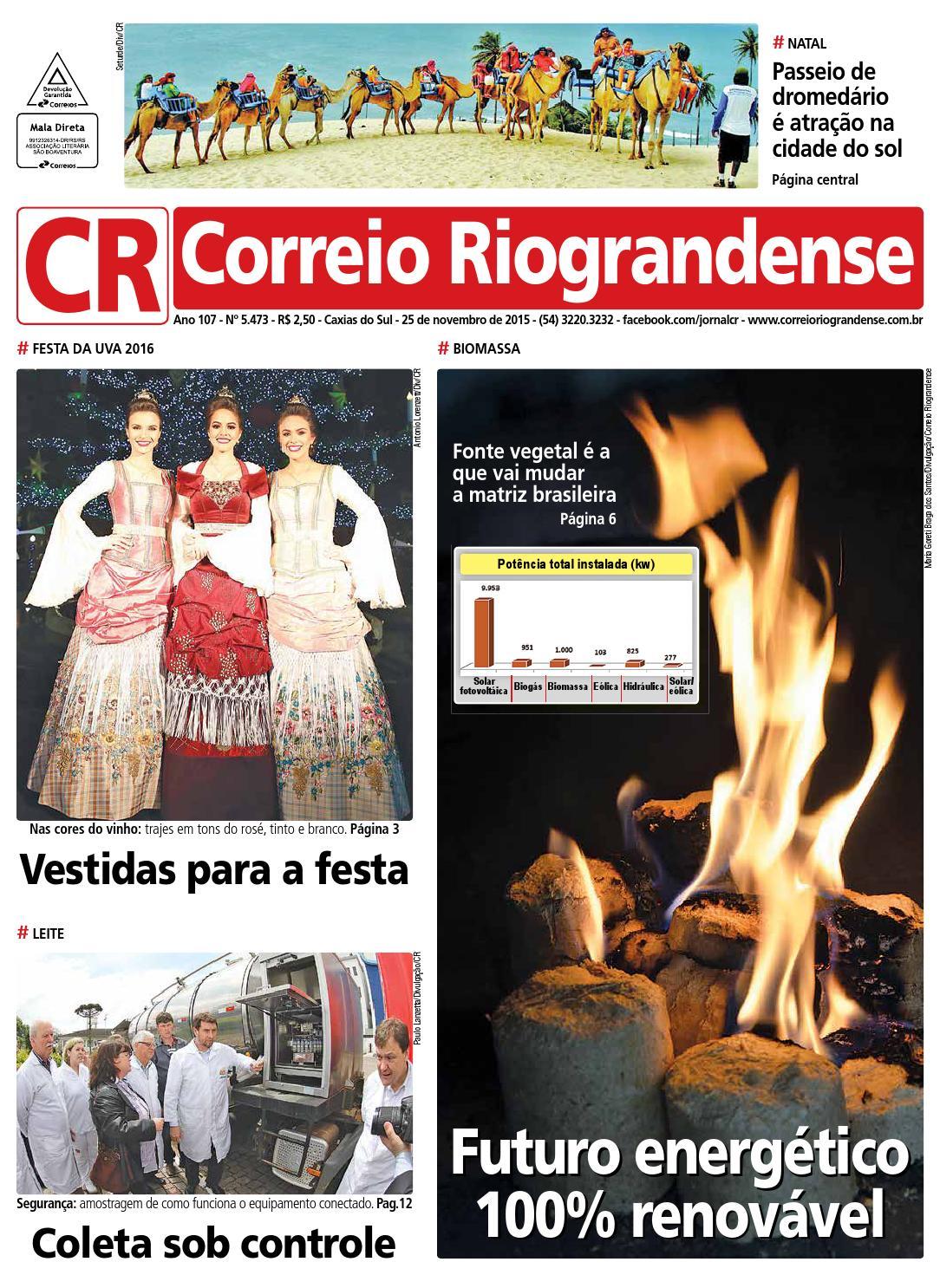 Cr2511 by Correio Riograndense - issuu
