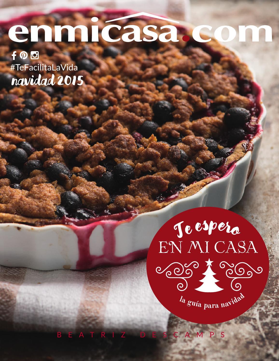 Te espero en mi casa, navidad 2015 by enmicasa.com - issuu