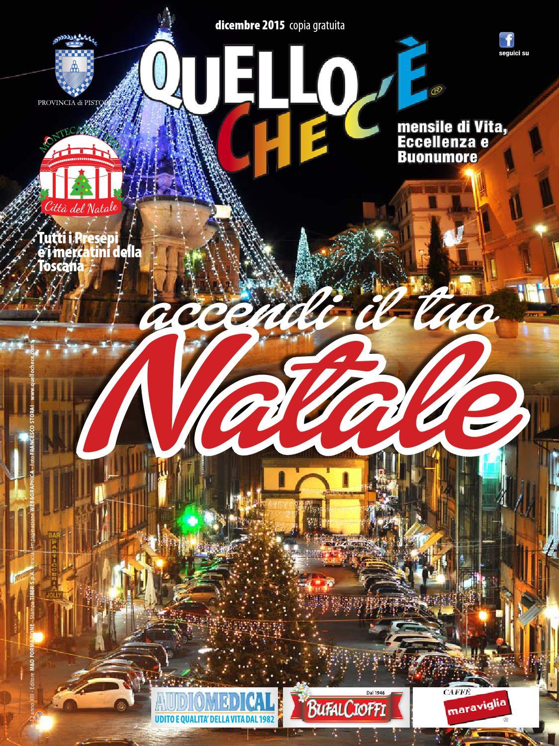 Quello che c è - Dicembre 2015 by quellochece.com - issuu b1f13260bf4e