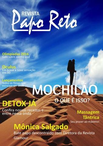 de49a000d Revista papo reto by Rodrigo Ribas - issuu