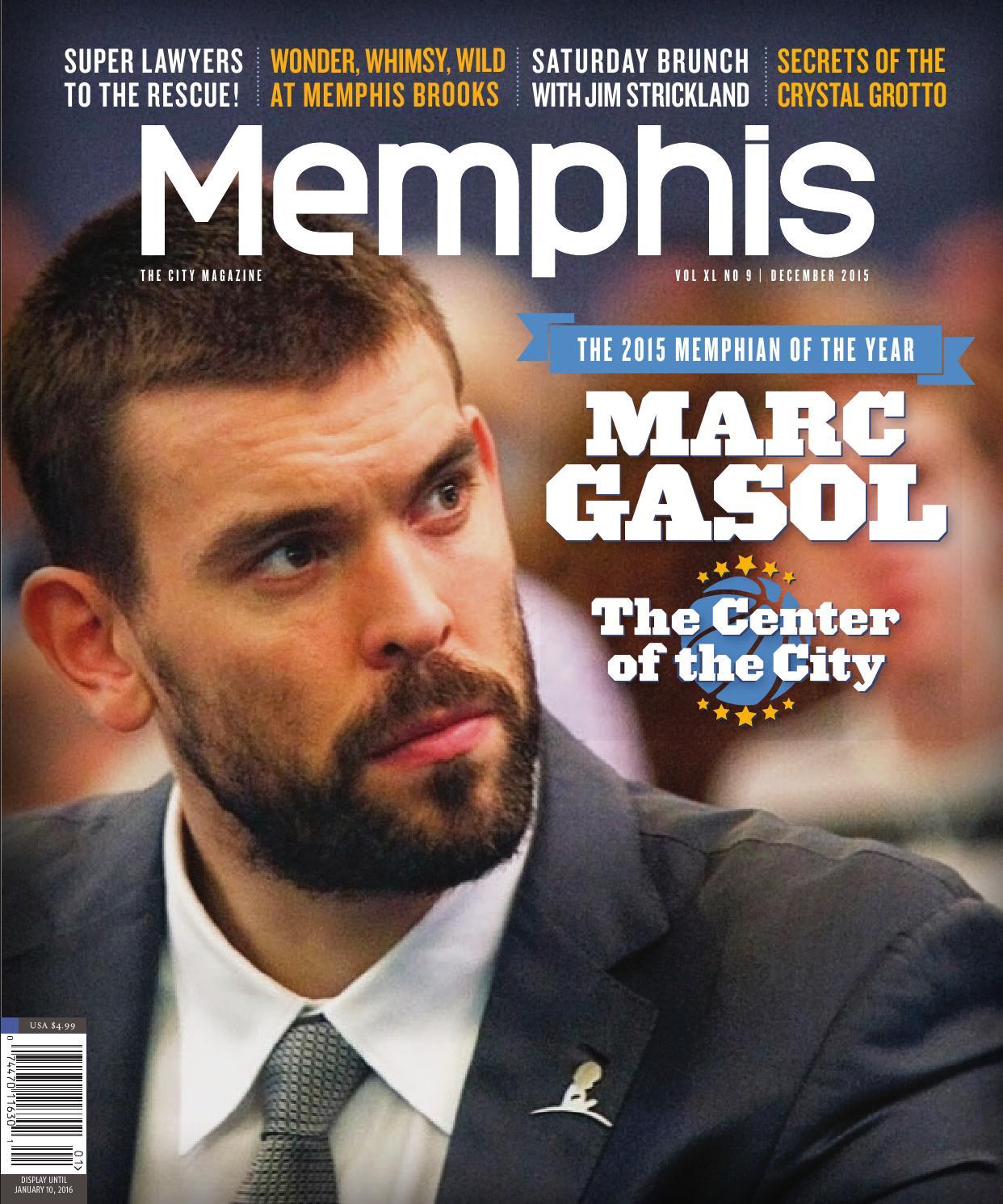 Memphis magazine, December 2015 by Contemporary Media - issuu