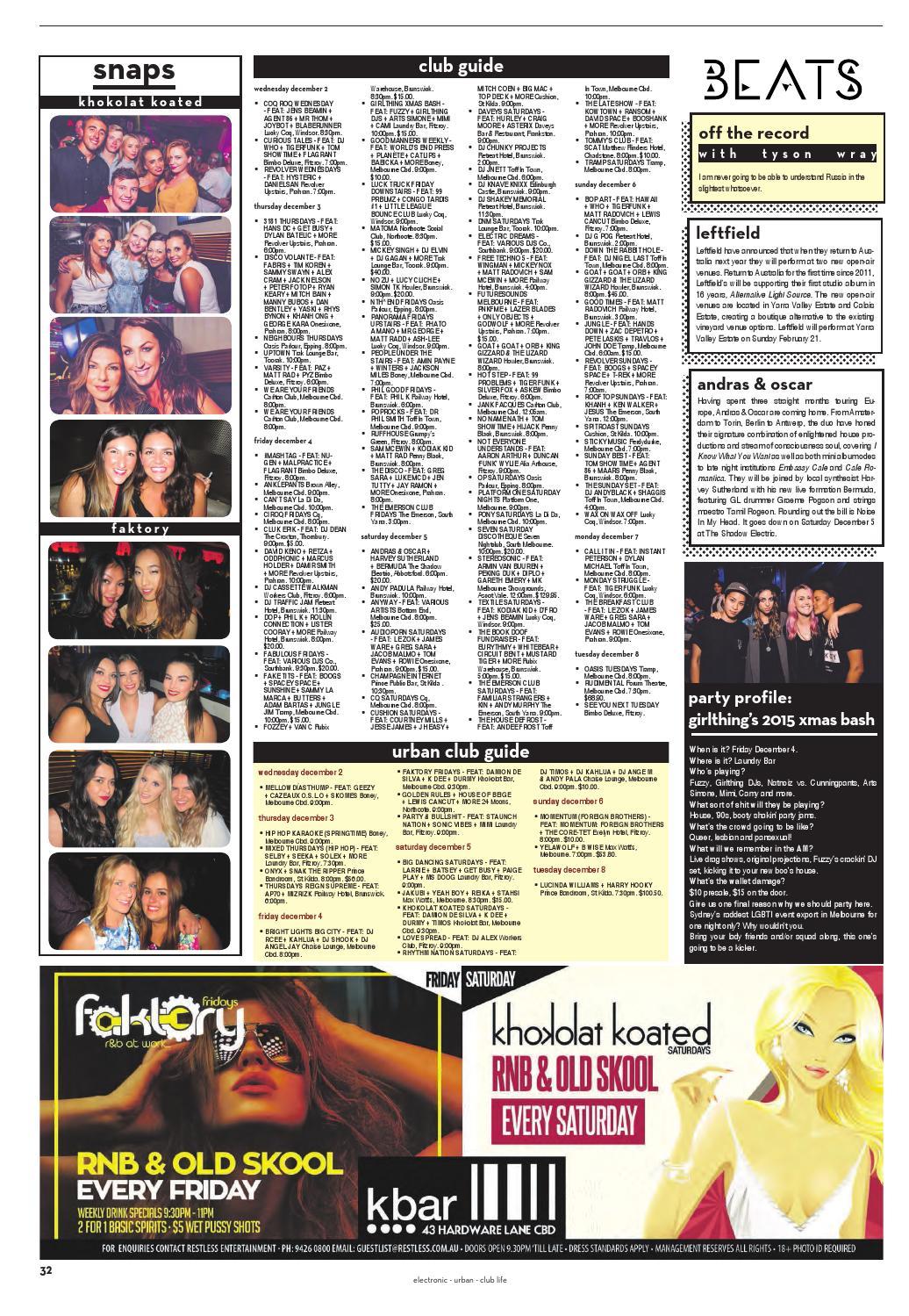 Beat Magazine #1502 by Furst Media - issuu