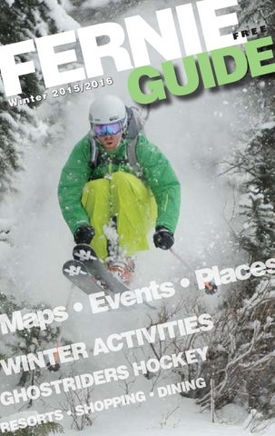 Fernie winter guide 2016 by the free press fernie issuu page 1 fandeluxe Images